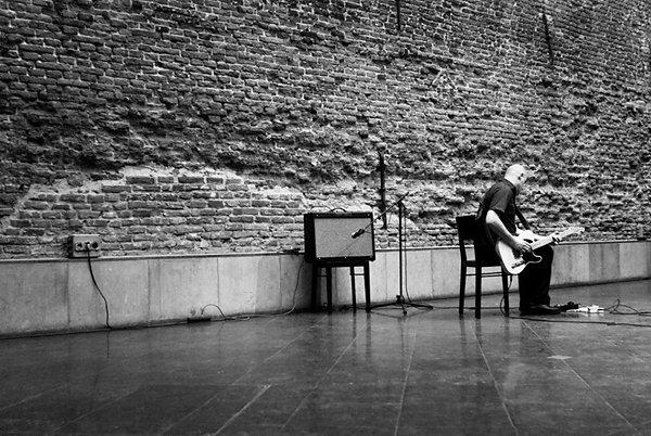 Concerts noir et blanc